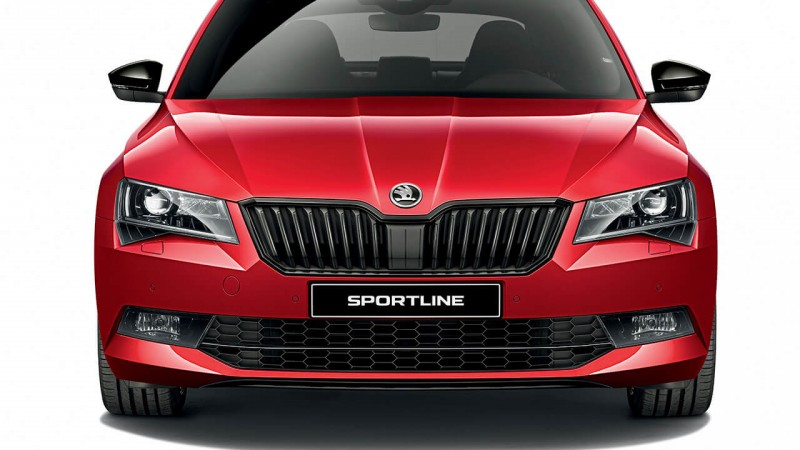 Superb Combi Sportline - 2